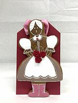 Painted Gingerbread - Countrywoman