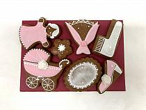 Painted Gingerbread - Kit for girls