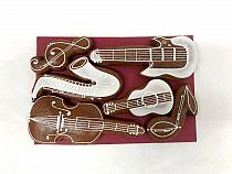 Painted Gingerbread - Music set
