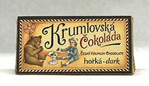 Krumlov chocolate - Dark