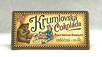Krumlov chocolate - Milk