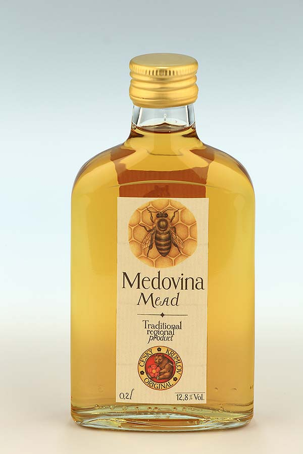 Mead 0,2l, Czech Krumlov Original
