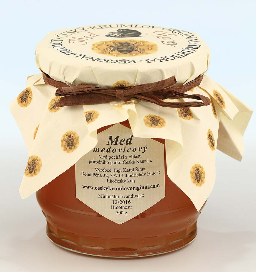 Honey 500g, Czech Krumlov Original